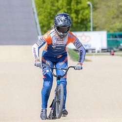 05-05-2020: Wielrennen: BMX KNWU: Papendal Ruby Huisman
