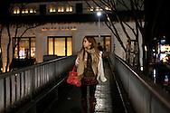 Teenager on Omote Sando, Shibuya, Tokyo, Japan // ado sur Omote-sando, Shibuya, Tokyo, Japon