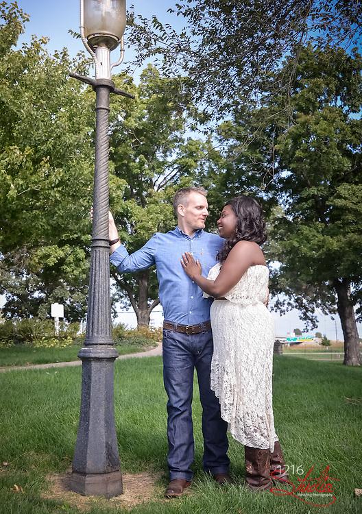 Fred & Kolo | Engagement Album - Kansas City Engagement Session | 1216 Studio New Orleans Wedding Photography 2013