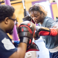 Special Projects--Claressa Shields