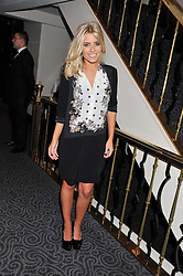 MOLLIE KING at the Dyslexia Action Awards Dinner at The Savoy Hotel, London on 29th November 2012.
