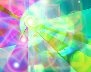 """Pleiadian Energy Activation"" ~ the Light Codes of Health and Wholeness.  © Laurel Smith"
