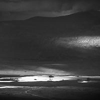Loch Ba, Rannoch Moor, Highlands.