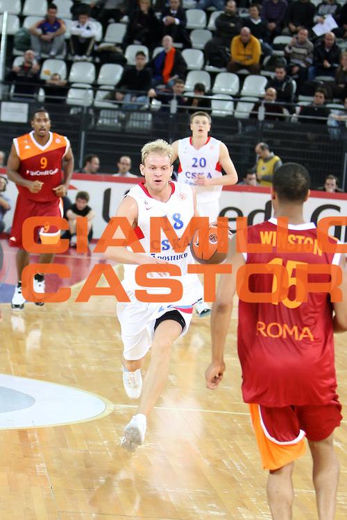 DESCRIZIONE : Roma Eurolega 2009-10 Lottomatica Roma CSKA Moscow<br /> GIOCATORE : Anton Ponkrashov<br /> SQUADRA : CSKA MOscow<br /> EVENTO : Eurolega 2009-2010<br /> GARA : Lottomatica Virtus Roma CSKA Moscow<br /> DATA : 10/12/2009<br /> CATEGORIA : palleggio<br /> SPORT : Pallacanestro<br /> AUTORE : Agenzia Ciamillo-Castoria/E.Castoria<br /> Galleria : Eurolega 2009-2010<br /> Fotonotizia : Roma Eurolega 2009-10 Lottomatica Virtus Roma CSKA Moscow<br /> Predefinita :