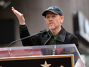 RON HOWARD  at his second Walk of Fame ceremony held @ 6931 Hollywood blvd. December 10, 2015<br /> ©Exclusivepix Media