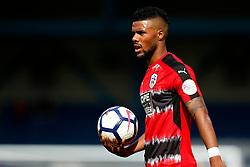 Elias Kachunga of Huddersfield Town grabs the ball to take a penalty - Mandatory by-line: Matt McNulty/JMP - 16/07/2017 - FOOTBALL - Gigg Lane - Bury, England - Bury v Huddersfield Town - Pre-season friendly