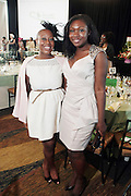 April 7, 2012 New York, NY:  (L-R) Geneva Thomas, Style & Pop Culture Editor, Ebony.com and Lesley C. Horton, Commissioner, New York City Lobbying Commission attend the 62nd Annual Women of Distinction Spirit Awards Luncheon & Fashion Show sponsored by The Links, Inc- Greater New York Chapter held at Pier Sixty at Chelsea Piers on April 7, 2012 in New York City...Established in 1946, The Links,  incorporated, is one of the nation's oldest and largest volunteer service of women, linked in friendship, are committed to enriching, sustaining and ensuring the culture and economic survival of African-American and persons of African descent . The Links Incorporated is a not-for-profit organization, which consists of nearly 12, 000 professional women of color in 272 located in 42 states, the District of Columbia and the Bahamas. (Photo by Terrence Jennings)