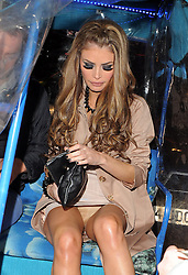 The Only Way Is Essex star Chloe Sims celebrates her birthday at the Cafe De Paris club in central London, UK. 27/10/2012<br />