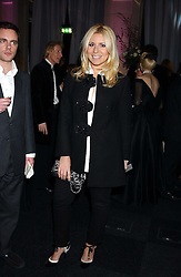 BEVERLEY BLOOM at the Conservative Party's Black & White Ball held at Old Billingsgate, 16 Lower Thames Street, London EC3 on 8th February 2006.<br />