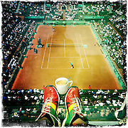 Roland Garros. Paris, France. May 30th 2012.