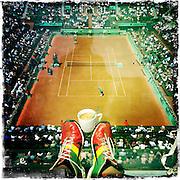 Roland Garros. Paris, France. May 30th 2012.