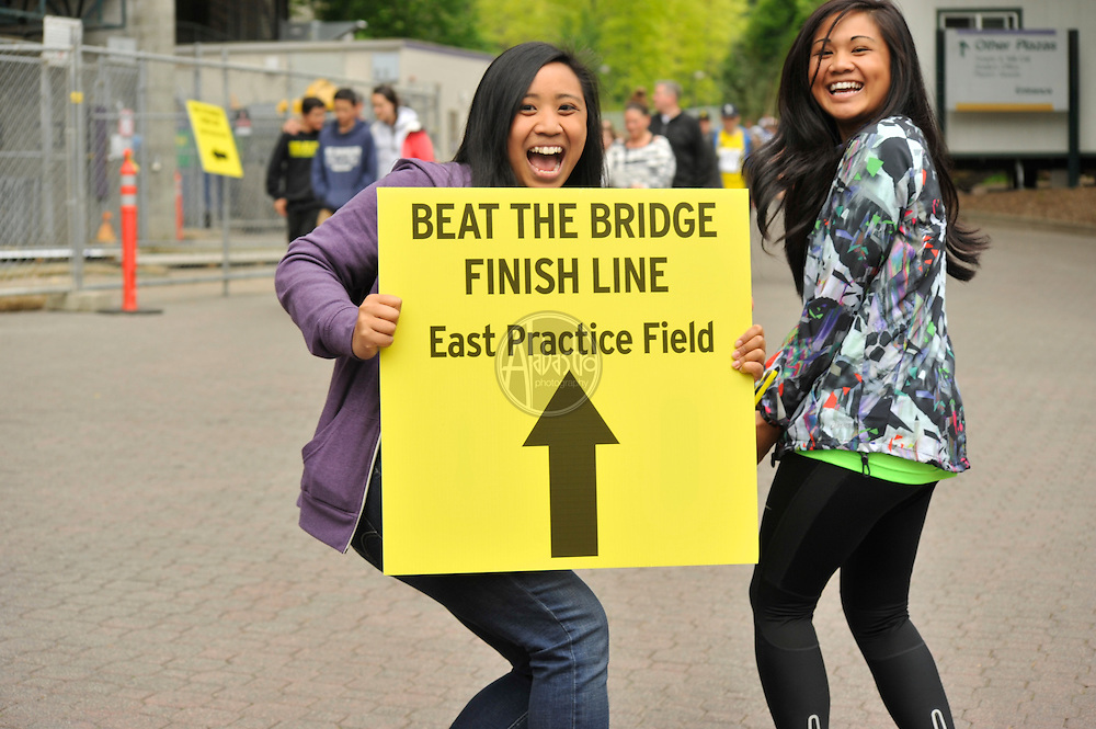 31st Annual Nordstrom Beat the Bridge, benefitting JDRF.