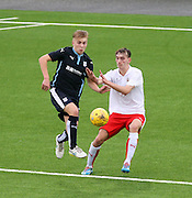 Kyle Clark - Dundee v Falkirk, SPFL development league<br /> <br />  - &copy; David Young - www.davidyoungphoto.co.uk - email: davidyoungphoto@gmail.com