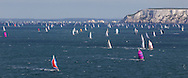 ENGLAND, Cowes. 1st June 2013. JP Morgan Round the Island Race.