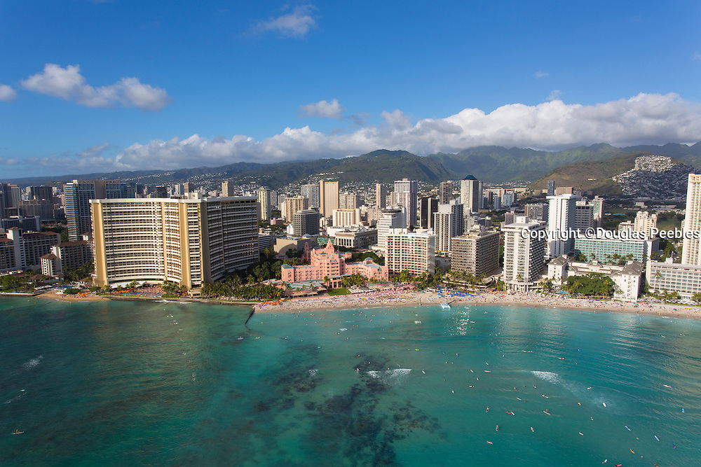 Waikiki, Honolulu, Oahu, Hawaii