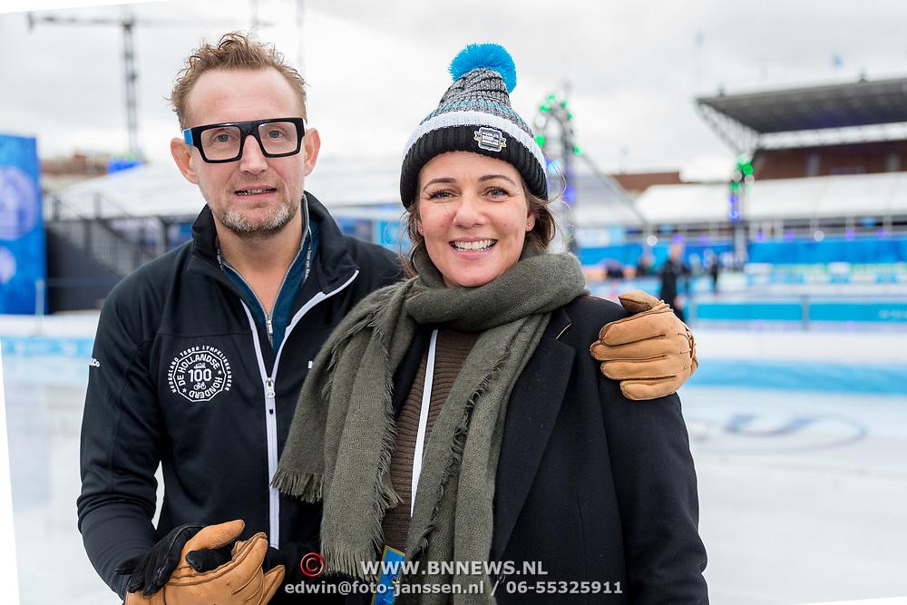 NLD/Amsterdam/20171124 - Persbijeenkomst Fusie Lymph & Co, Prins Bernhard Jr. en prinses Annette