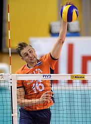 08-06-2014 NED: WLV Nederland - Portugal, Almere<br /> Robin Overbeeke