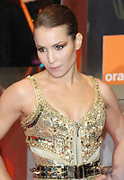 Noomi Rapace Orange British Academy Film Awards BAFTA, Royal Opera House, Covent Garden,London, UK, 13 February 2011: Contact: Ian@Piqtured.com +44(0)791 626 2580 (Picture by Richard Goldschmidt)