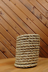 Sisal Rope - twisted in a roll