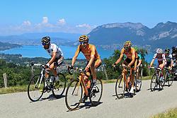 Annecy-Semnoz, France - Tour de France :: Stage 20 - 20-07-2013 - 2nd group on Cote du Pugot