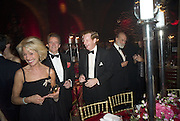 THE DUCHESS OF MARLBOROUGH ,?  AND THE EARL OF DERBY, Cartier Dinner to celebrate the re-opening of the Cartier U.K. flagship store, New Bond St. Natural History Museum. 17 October 2007. -DO NOT ARCHIVE-© Copyright Photograph by Dafydd Jones. 248 Clapham Rd. London SW9 0PZ. Tel 0207 820 0771. www.dafjones.com.