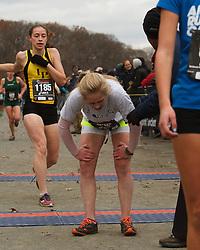 Foot Locker Cross Country Northeast Regional Championship race, Devinne Cullinane, NH