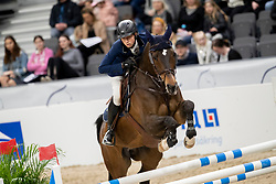 Fuchs Martin, SUI, The Sinner<br /> LONGINES FEI World Cup™ Finals Gothenburg 2019<br /> © Dirk Caremans<br /> 03/04/2019