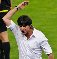 03.06.2011, Ernst Happel Stadion, Wien, AUT, UEFA EURO 2012, Qualifikation, Oesterreich (AUT) vs Deutschland (GER), im Bild Trainer der deutschen Nationalmannschaft Joachim Löw // during the UEFA Euro 2012 Qualifier Game, Austria vs Germany, at Ernst Happel Stadium, Vienna, 2010-06-03, EXPA Pictures © 2011, PhotoCredit: EXPA/ M. Gruber