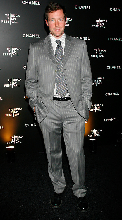Actor and director Ed Burns arrives at the Chanel party at the 2006 Tribeca Film Festival in New York, Friday, 05 May 2006.