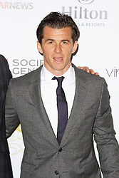 © Licensed to London News Pictures. 25/04/2014, UK. Joey Barton. The Out In The City & g3 Readers Awards, The Landmark Hotel, London UK, 25 April 2014. Photo credit : Brett D. Cove/Piqtured/LNP