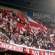 NLD/Amsterdam/20060823 - Ajax - FC Kopenhagen, Vak 410 supporters