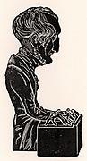 Sigismond Thalberg (1812-1871) Austrain composer and virtuoso pianist born in Geneva, Switzerland.