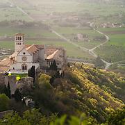Assisi + Orvieto, Umbria, Italy