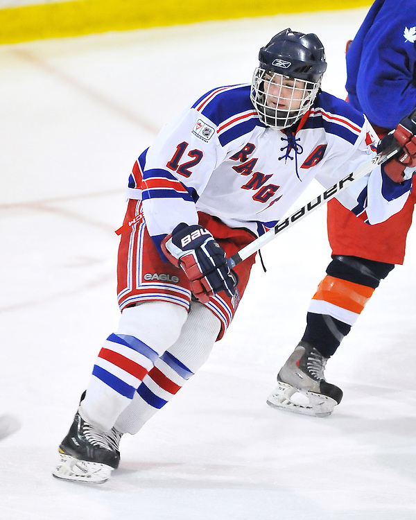 2012 OHL Cup Prospects.<br /> Photo by Terry Wilson / CHL Images. 2012 OHL Prospects - Photo by Terry Wilson / OHL Images.