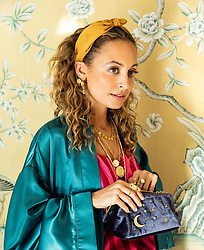 "Nicole Richie releases a photo on Instagram with the following caption: ""@Honey_Minx is here! I am SO excited to show you all this line \u0026 these shoppable videos. Each piece is so special, \u0026 the entire collection\u2019s focus is around making everything perfect for holiday gifting. Click on the link in my bio for a wild time. #honeyminx #stylenowwith"". Photo Credit: Instagram *** No USA Distribution *** For Editorial Use Only *** Not to be Published in Books or Photo Books ***  Please note: Fees charged by the agency are for the agency's services only, and do not, nor are they intended to, convey to the user any ownership of Copyright or License in the material. The agency does not claim any ownership including but not limited to Copyright or License in the attached material. By publishing this material you expressly agree to indemnify and to hold the agency and its directors, shareholders and employees harmless from any loss, claims, damages, demands, expenses (including legal fees), or any causes of action or allegation against the agency arising out of or connected in any way with publication of the material."