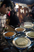 ISTANBUL, TURKEY - NOVEMBER 24, 2003: The end of the ramadan is celebrated with the yearly Sugar feast, EID AL FITR.