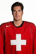 31.07.2013; Wetzikon; Eishockey - Portrait Nationalmannschaft; Dario Buergler (Valeriano Di Domenico/freshfocus)