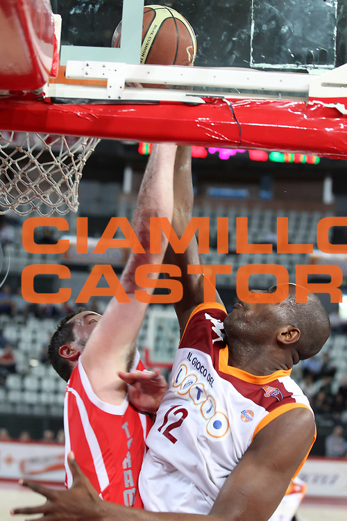 DESCRIZIONE : Roma Lega A 2010-11 Lottomatica Virtus Roma Banca Tercas Teramo<br /> GIOCATORE : Ali Traore<br /> SQUADRA : Lottomatica Virtus Roma Lega Basket<br /> EVENTO : Campionato Lega A 2010-2011 <br /> GARA : Lottomatica Virtus Roma Banca Tercas Teramo<br /> DATA : 03/04/2011<br /> CATEGORIA : tiro<br /> SPORT : Pallacanestro <br /> AUTORE : Agenzia Ciamillo-Castoria/ElioCastoria<br /> Galleria : Lega Basket A 2010-2011 <br /> Fotonotizia : Roma Lega A 2010-11 Lottomatica Virtus Roma Banca Tercas Teramo<br /> Predefinita :