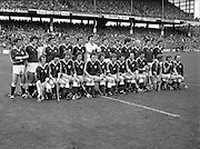 07/09/1980<br /> 09/07/1980<br /> 7 September 1980<br /> All-Ireland Hurling Final: Galway v Limerick at Croke Park, Dublin.<br /> The Galway team.