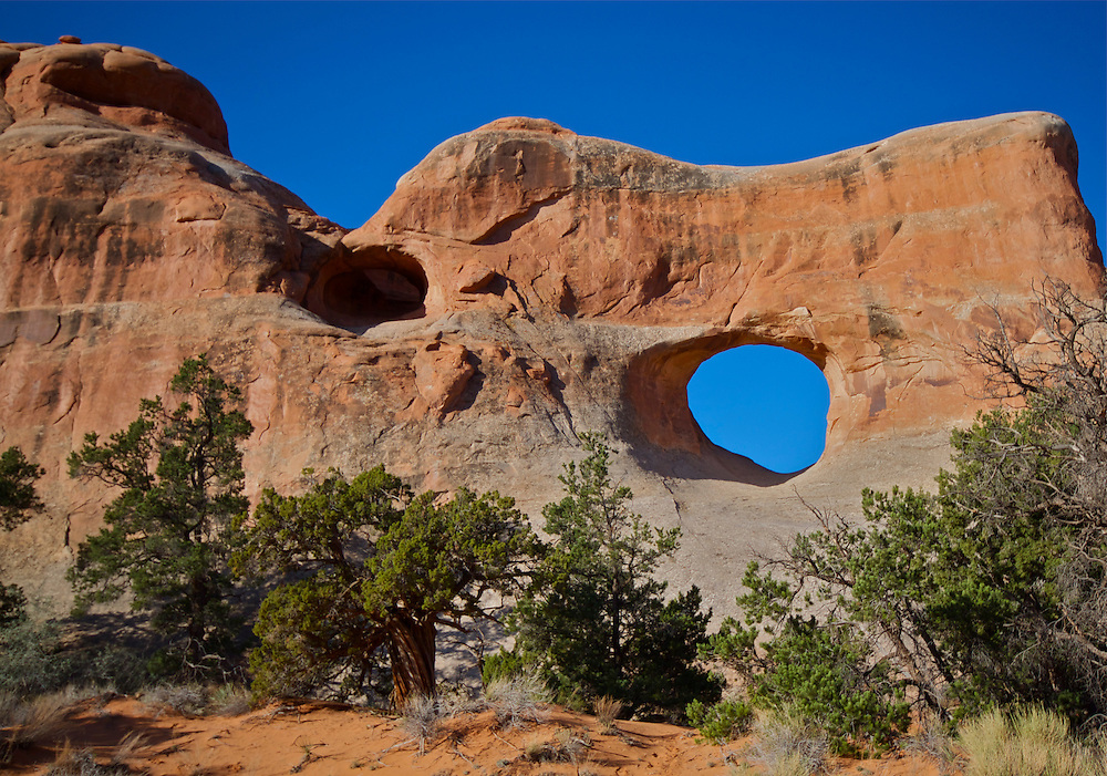 Tunnel Arch, Arches National Park
