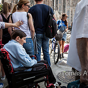 According to a recent survey conducted by the Barcelona City Council (2018), citizens consider mass tourism the main problem of the city.