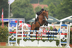 Karlsson, Mathilda, Christian VA<br /> Elmshorn - Holsteiner Pferdetage<br /> Springen Klasse M Finale 5j.<br /> © www.sportfotos-lafrentz.de/ Stefan Lafrentz