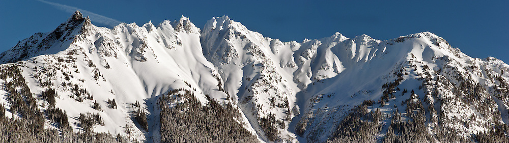 Nooksack Ridge - Mount Baker Wilderness