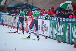 Valnes Erik (NOR) during the Ladies sprint free race at FIS Cross Country World Cup Planica 2019, on December 21, 2019 at Planica, Slovenia. Photo By Grega Valancic / Sportida