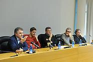 """20160411 - incontro """"La rappresentazione delle mafie con G. De Cataldo, Pif, L. Abate"""