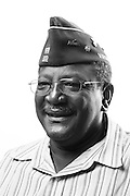 Bennie S. Harvey<br /> Air Force<br /> TSgt. (E-6)<br /> Computer Technician<br /> 1972-1992<br /> Korea<br /> <br /> Veterans Portrait Project<br /> Louisville, KY<br /> VFW Convention <br /> (Photos by Stacy L. Pearsall)