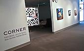 """Corner"" MFA Thesis Installation Photos, Fall 2012"