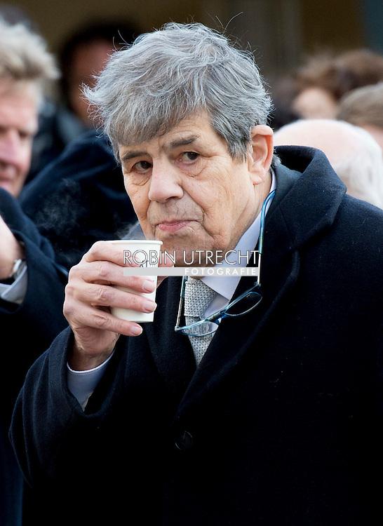 burgemeester Eberhard van der Laan (L) en joost prinsen  copyright robin utrecht