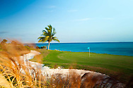The Greg Norman designed Emerald Reed Golf Club at Sandals Resort on at Emerald Bay, Great Exuma Island,  is located along the Caribbean Sea in The Bahamas.