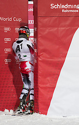 27.01.2015, Planai, Schladming, AUT, FIS Skiweltcup Alpin, Schladming, 2. Lauf, im Bild Marcel Hirscher (AUT) // Marcel Hirscher (AUT) during the second run of the men's slalom of Schladming FIS Ski Alpine World Cup at the Planai Course in Schladming, Austria on 2015/01/27, EXPA Pictures © 2015, PhotoCredit: EXPA/ Erwin Scheriau